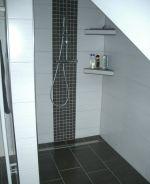hochwertige baustoffe dusche ohne silikonfugen. Black Bedroom Furniture Sets. Home Design Ideas